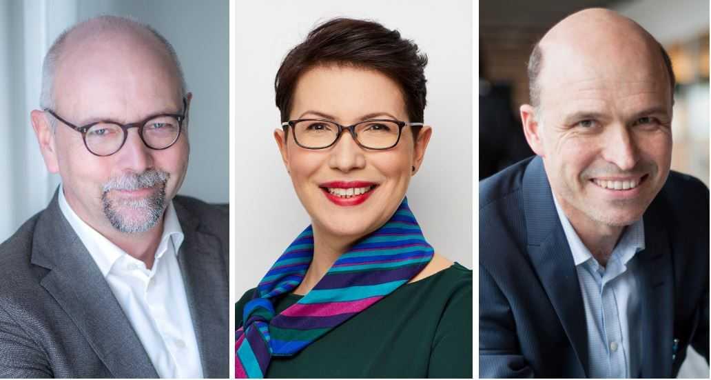 Svensk arkitekt väljs in i styrelsen för Architects' Council of Europe 1