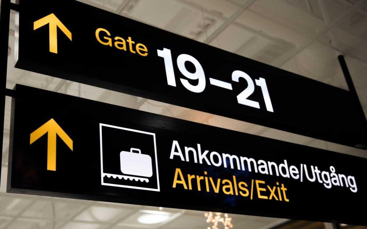Flygresandet minskade under 2019 1