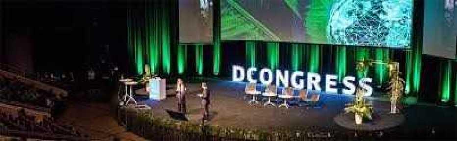 Hållbart var temat för e-handelskonferensen D-Congress i Göteborg 1