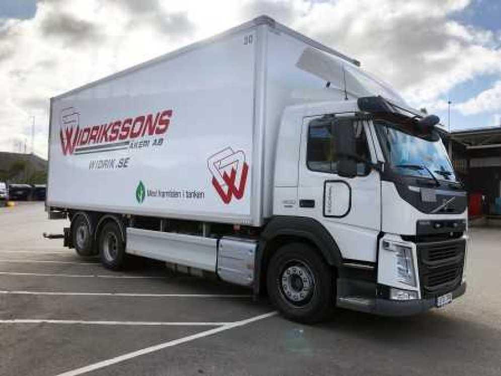 Widriksson Logistik storsatsar i Göteborg med ny terminal och rekrytering 1