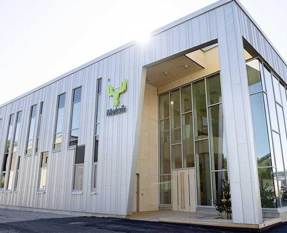 Metsä Board lanserar ett toppmodernt Excellence Centre för att accelerera innovationer inom kartong och förpackningar 1