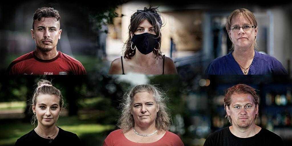 """SVT visar GP:s dokumentär """"Hundra dagar"""" om coronapandemin 1"""