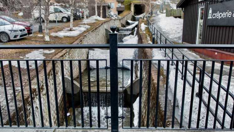 Att återanvända stadens vatten