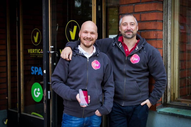 Samsung och Vertical letar startups i norden – med fokus på hälsa och träning