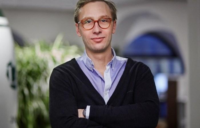 Mathias Svahn, vd och grundare för biobanken Cellaviva