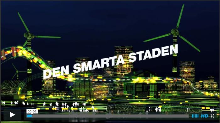 Nätverket är hörnstenen i smarta städer