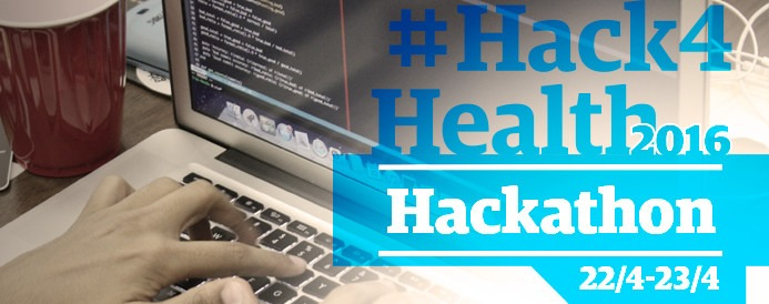 Studenter hackar för hälsan 24-timmar i sträck