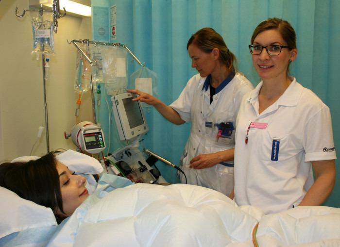 Benmärgstransplantation nytt hopp för MS-sjuka
