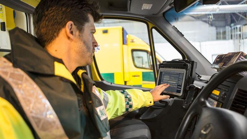 Panasonic Toughbook och Swedish Radio Supply inleder samarbete kring tålig kommunikationsutrustning