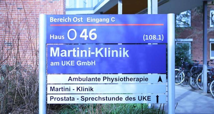 Ny klinisk studie på Martini-Klinik för att förbättra vården för patienter med prostatacancer