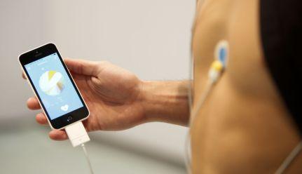 Vägen från smartphone till sjukhus: hur data lär sig flyga