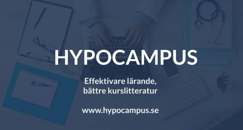 Hypocampus inleder samarbete med Sophiahemmet Högskola