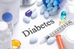 Applikation för forskning inom diabetes