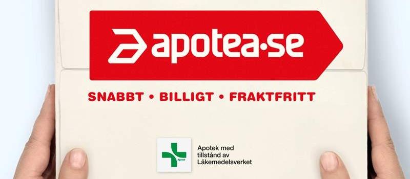 Apotea först ut som Sambimedlem med ombud!