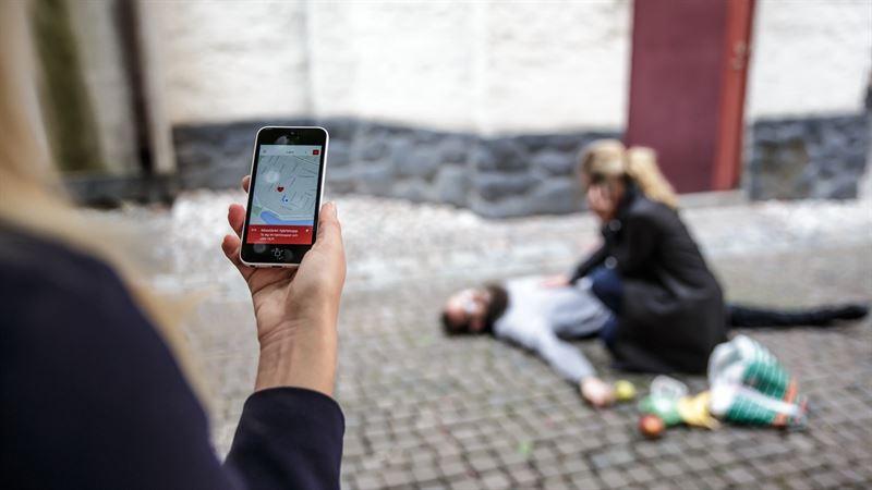 SOS Alarm ingår nytt avtal om SMS-livräddning