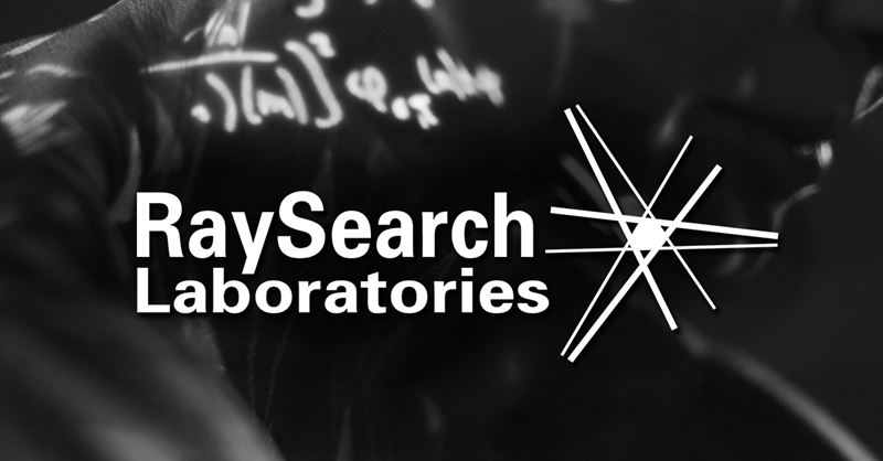 RaySearch utökar produktportföljen med behandlingskontrollsystemet RayCommand och får order från AVO