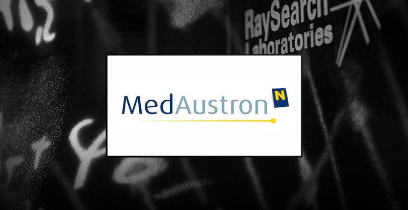 MedAustron har använt RayStation för en första patientbehandling med koljoner