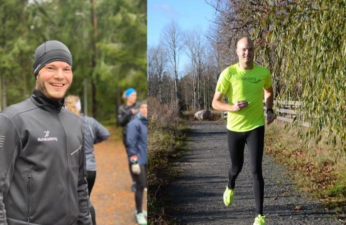 Springa maraton som nybörjare – Daniel Måledal berättar
