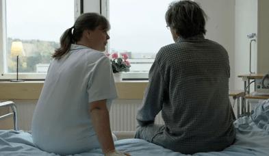 Patientkontakt utan närkontakt – om cancervårdens känsliga samtal under pandemin 1