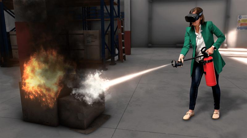 Bublar Group i strategiskt partnerskap med Dafo för brandsäkerhetsträning i Virtual Reality