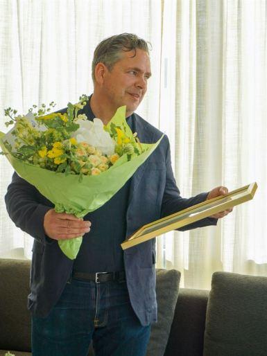 Pär Svärdson från Apotea blev delad tvåa i världsmästerskapen i entreprenörskap 3