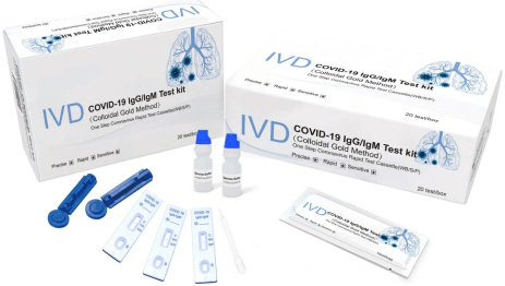 Antikroppstest covid-19 3