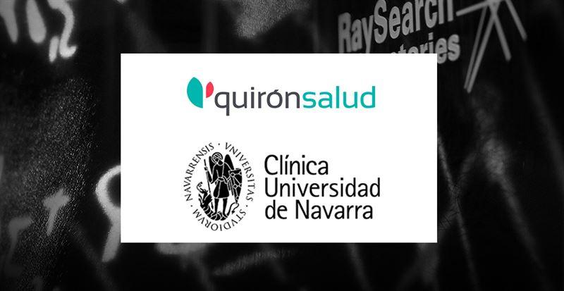RayStation i klinisk användning på Spaniens två protoncenter