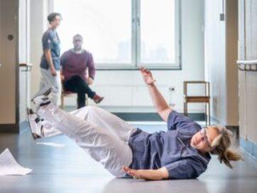 Judoinspirerat träningsprogram kan förebygga fallolyckor och minska fallskador på jobbet 1