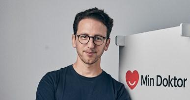 Swedbank Robur Ny Teknik investerar i Min Doktor 1