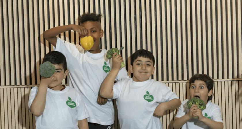 Kronprinsessparets Stiftelse ger stöd till en mer jämlik hälsa