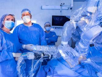 Genombrottsorder från amerikanskt universitetssjukhus 1