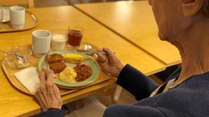 Bättre sömn, viktuppgång och piggare seniorer efter test med behovsanpassade matkassar 2