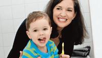 Från Folktandvården till de yngsta barnen