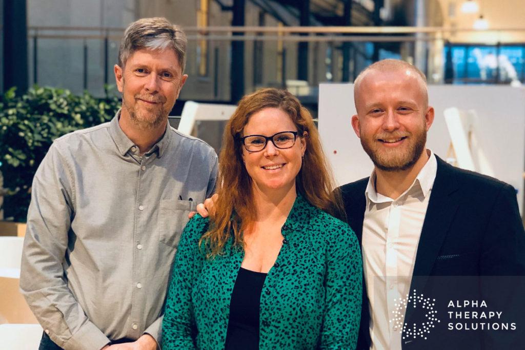 Alpha Therapy Solutions och Telix får forskningsbidrag på 990 000 euro för behandling av cancer