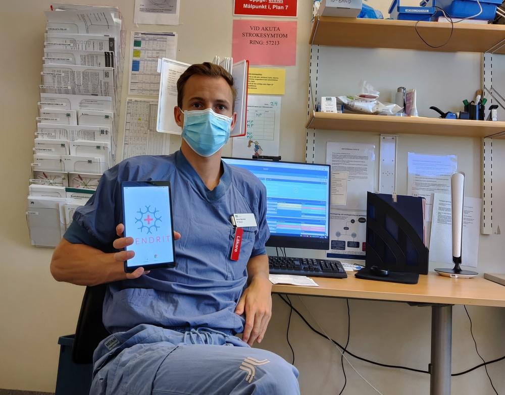 Startupbolag digitaliserar patienthantering för ökad patientsäkerhet
