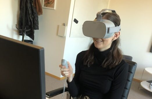 Bli fri från fobi med Virtual Reality