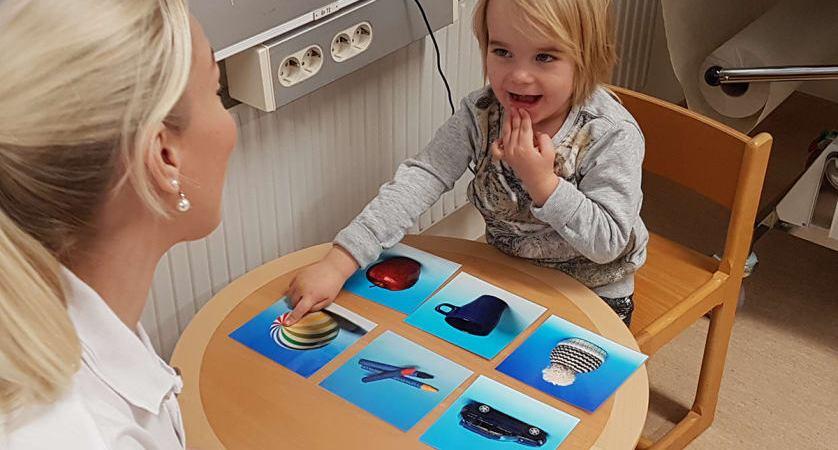 Screening för språkstörning hos barn kan tidigareläggas enligt ny forskning