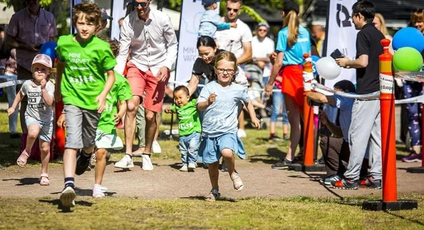 Göteborg Energi blir huvudpartner till Minivarvet