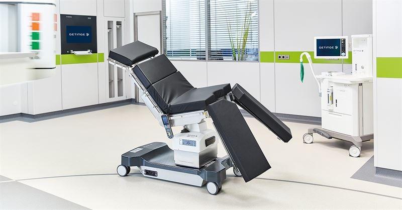 Getinge lanserar Maquet Meera CL – ett idealiskt operationsbord för allmänkirurgi och allsidig användning