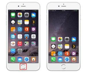iphone 6 plus режим reachability