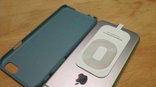 3 беспроводная зарядка iphone 6