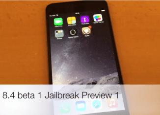 Jailbreak iOS 8.3 beta video