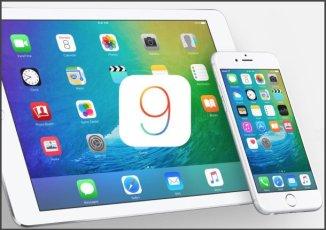 скачать стандартные обои iOS 9