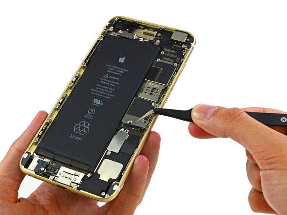 Водородная батарея iPhone 6