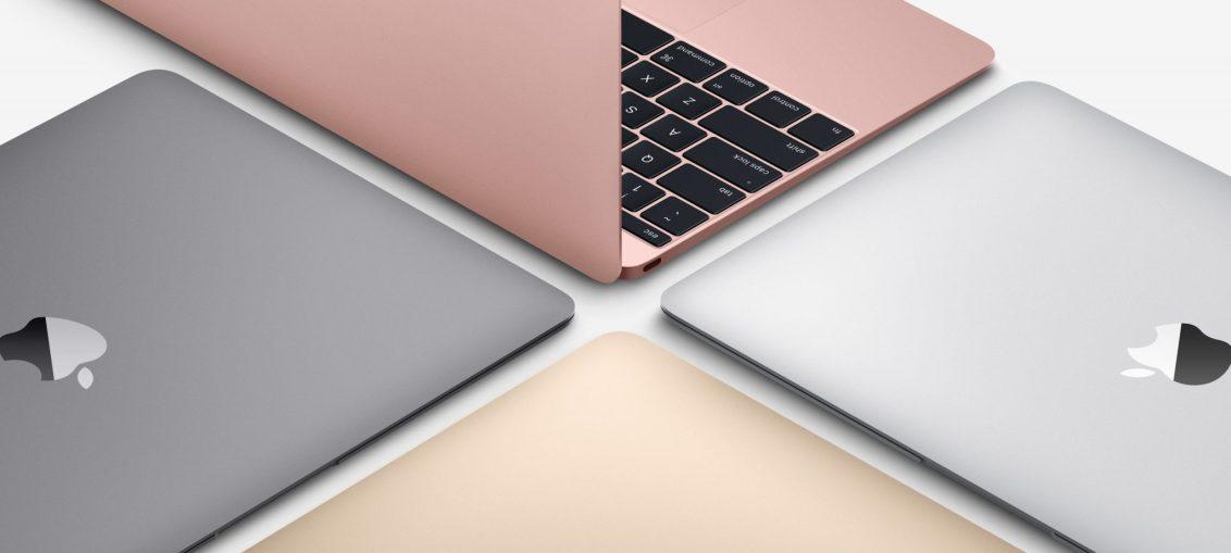 Фото обновленной модели MacBook 2016