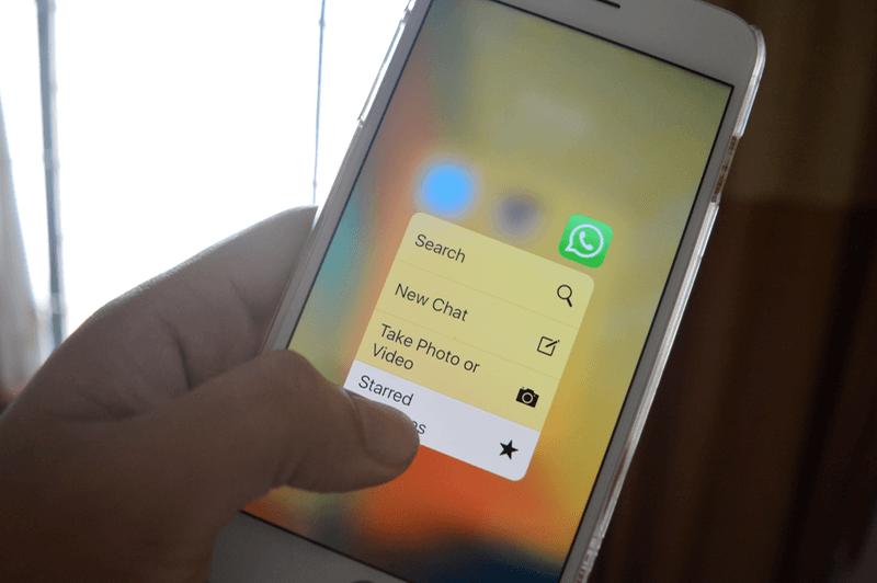 Как сделать в айфоне вотс ап 182