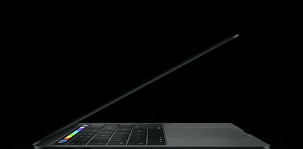 Новый MacBook Pro 2016