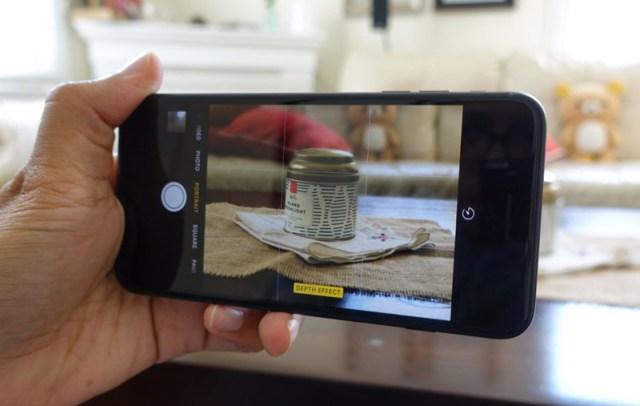 Как делать восхитительные фотографии в портретном режиме на iPhone 7 Plus