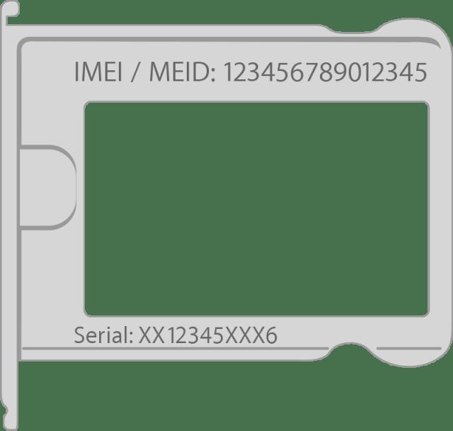 Как узнать серийный номер и проверить по нему iPhone, iPad или iPod Touch