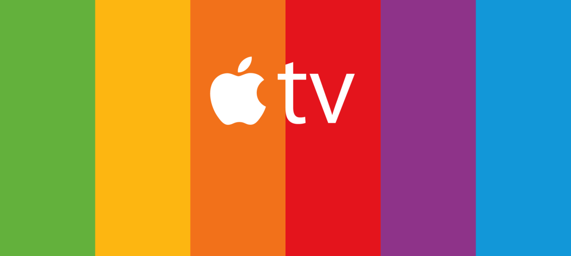 Apple-TV-colored-screen